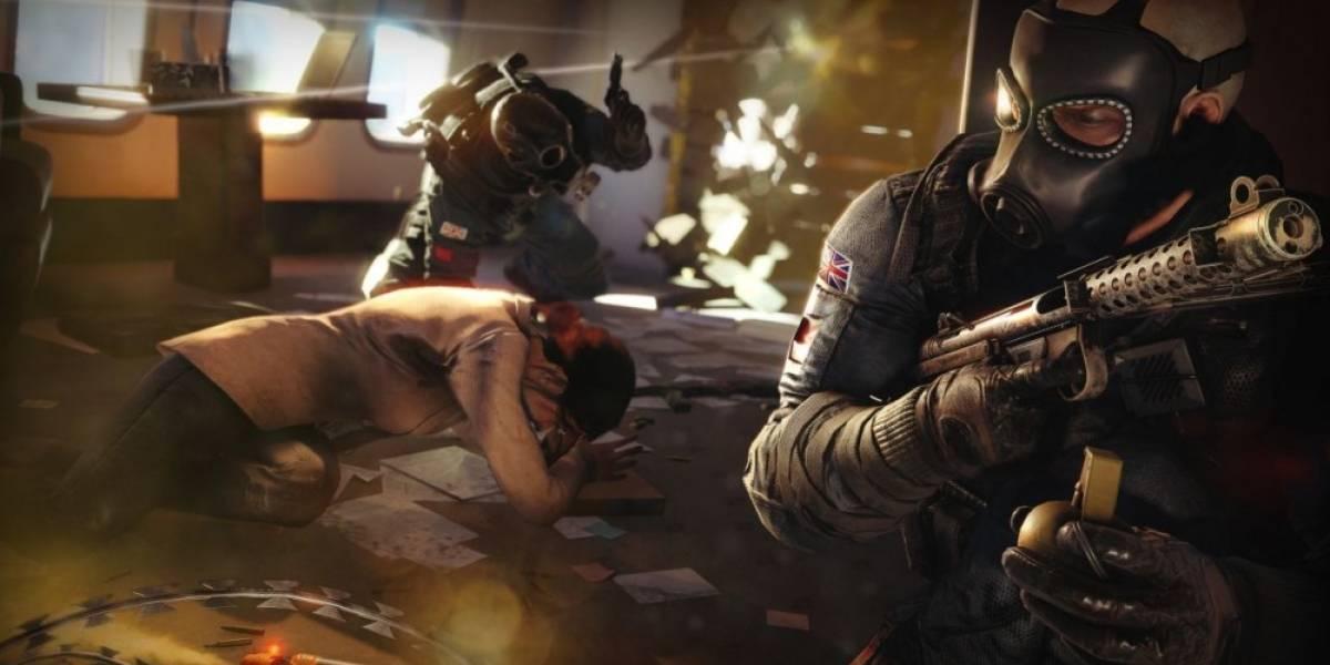 Rainbow Six Siege se podrá jugar gratis durante el fin de semana en PS4 y PC