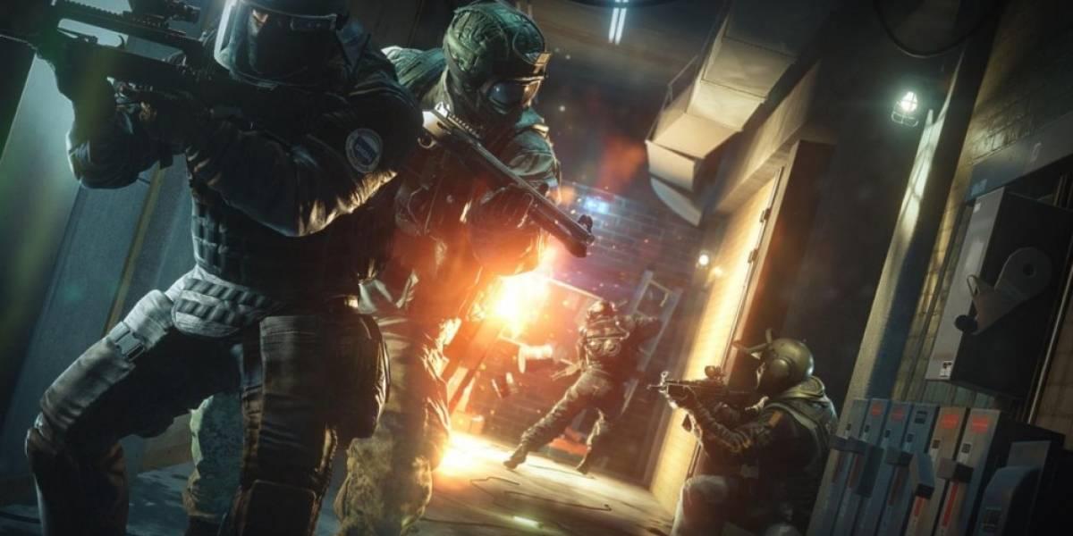 Ya hay fecha para el siguiente DLC de Rainbow Six Siege