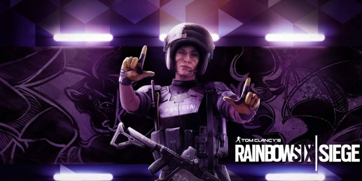 Mañana se lanzará un nuevo parche para Rainbow Six Siege