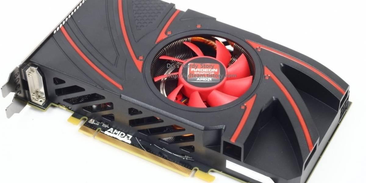 """Imágenes de las tarjetas de video AMD Radeon R9 270 """"Curacao Pro"""" y Radeon R7 240 """"Oland Pro"""""""