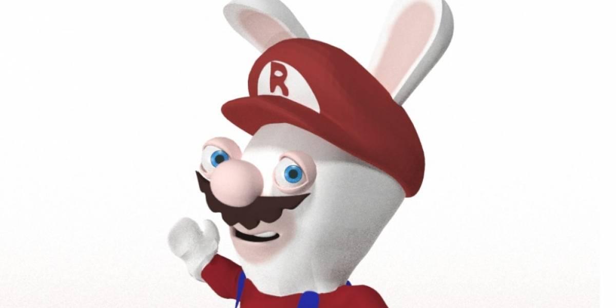 Podría haber un crossover de Mario y Rabbids para el lanzamiento de la Switch