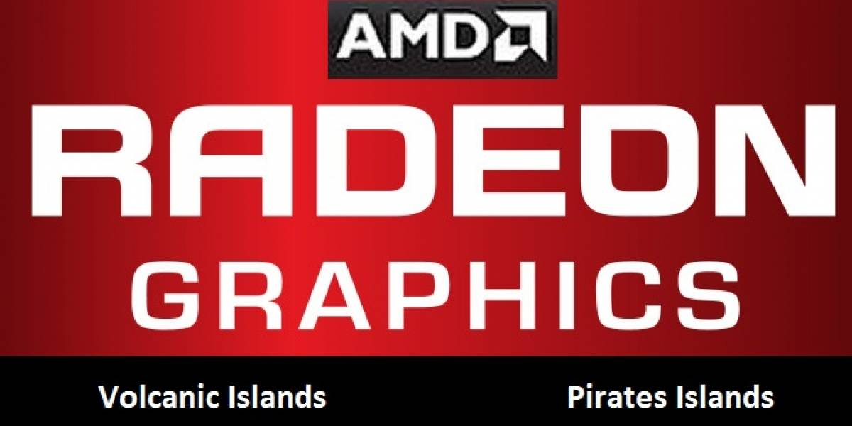 Se filtran los nombres código de las futuras familias de GPUs de AMD