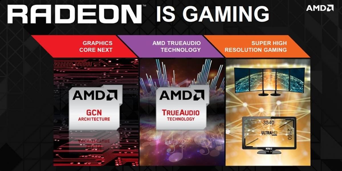 AMD nos habla de sus GPUs Radeon R 200 Series