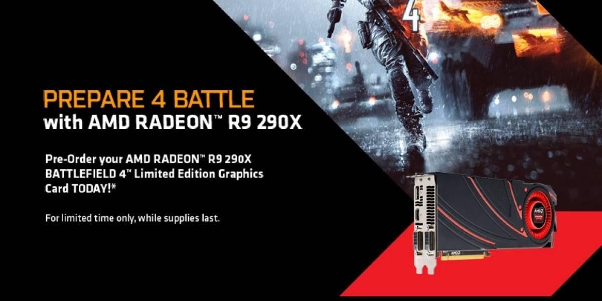 Se filtran las especificaciones finales del GPU AMD Radeon R9 290X