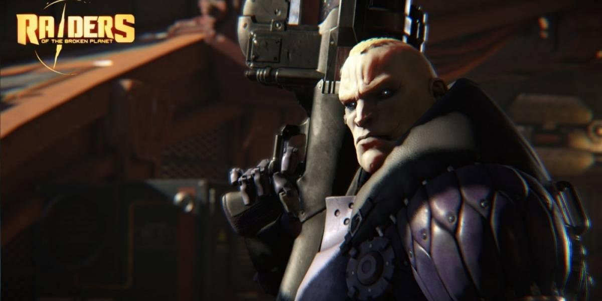 Raiders of the Broken Planet recibe teaser tráiler #gamescom2016
