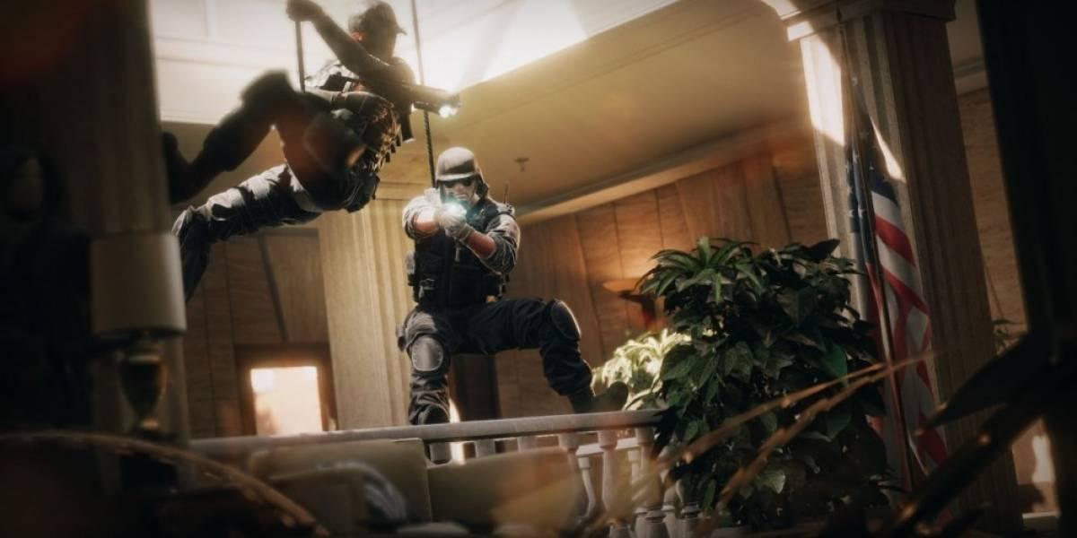 Juega gratis Tom Clancy's Rainbow Six Siege por este fin de semana