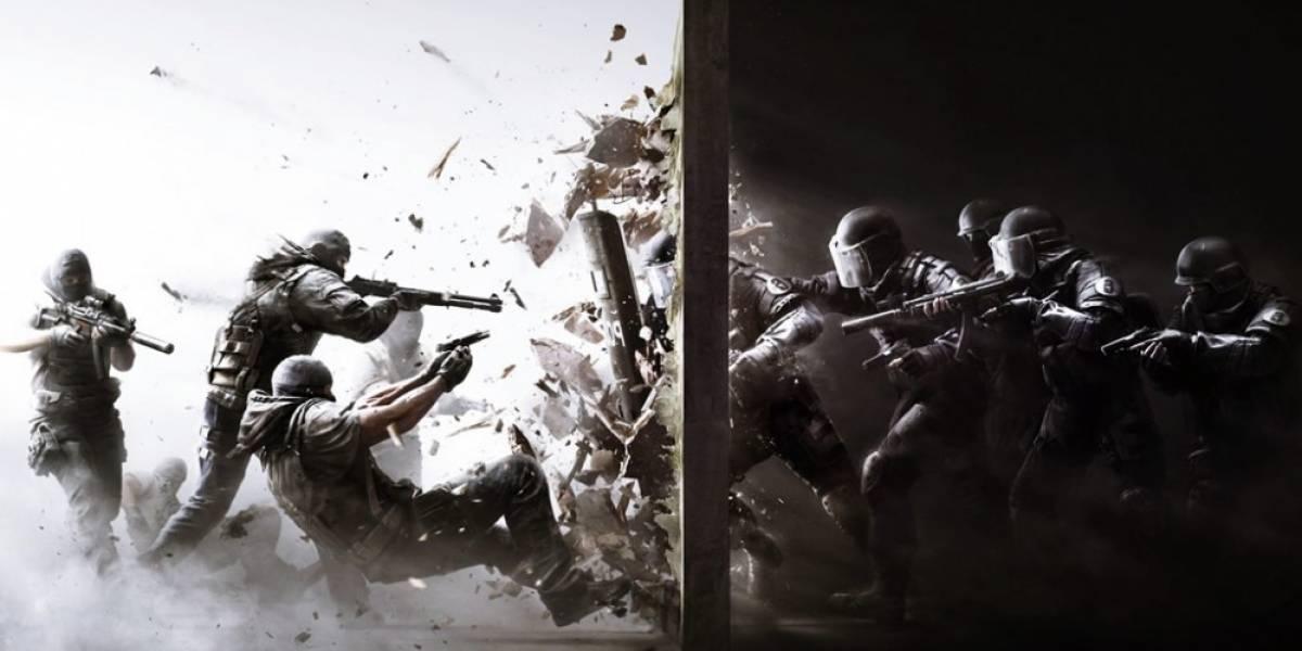Juega Rainbow Six Siege gratis durante este fin de semana en PC