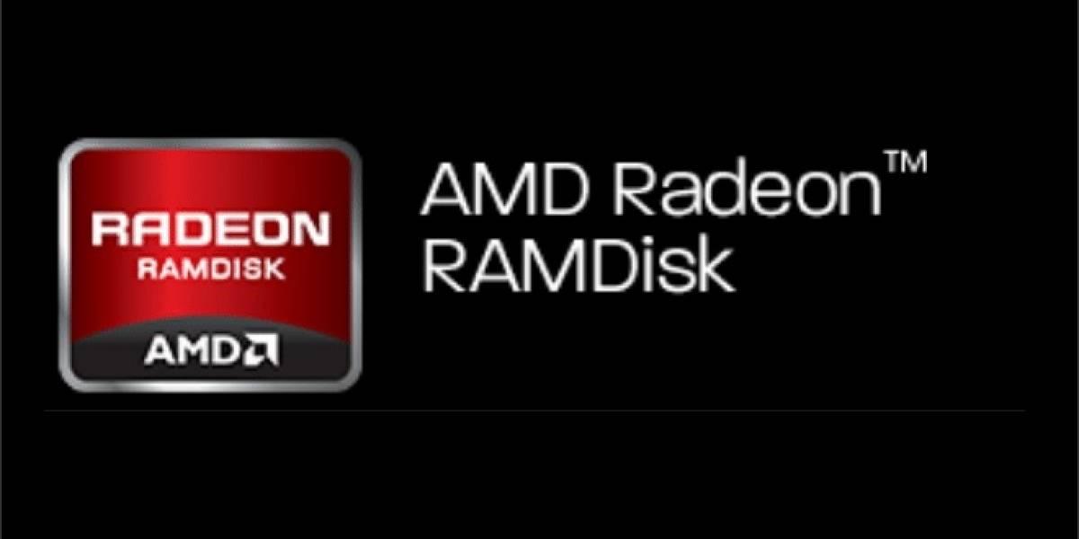 AMD lanza su utilidad Radeon RAMDisk