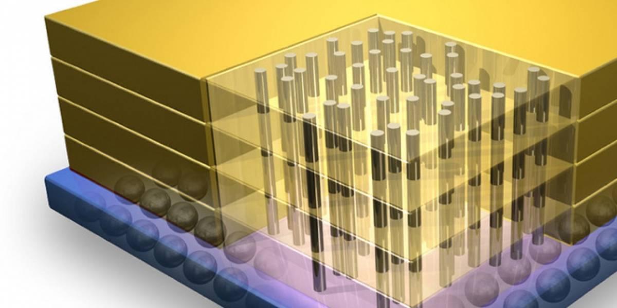 IBM a fabricar Hybrid Memory Cube de hasta 128GBps
