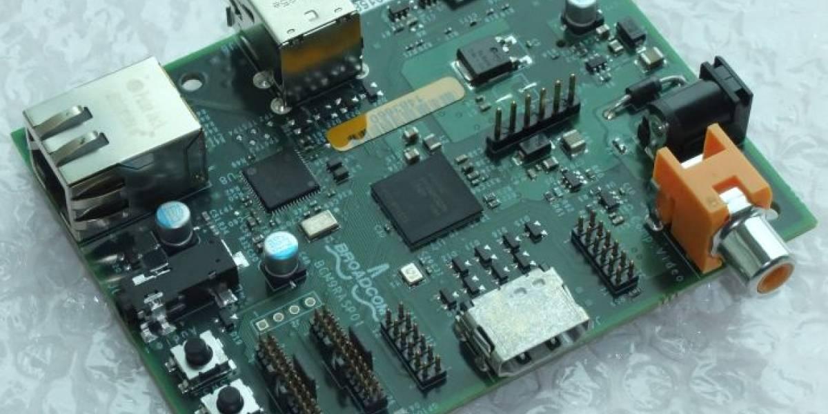 Raspberry Pi Board: Tarjeta ARM todo en 1 a $25
