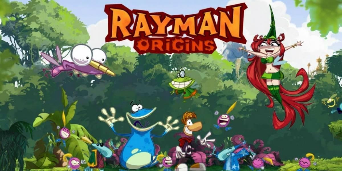 Rayman Origins será el próximo juego gratuito de Ubisoft