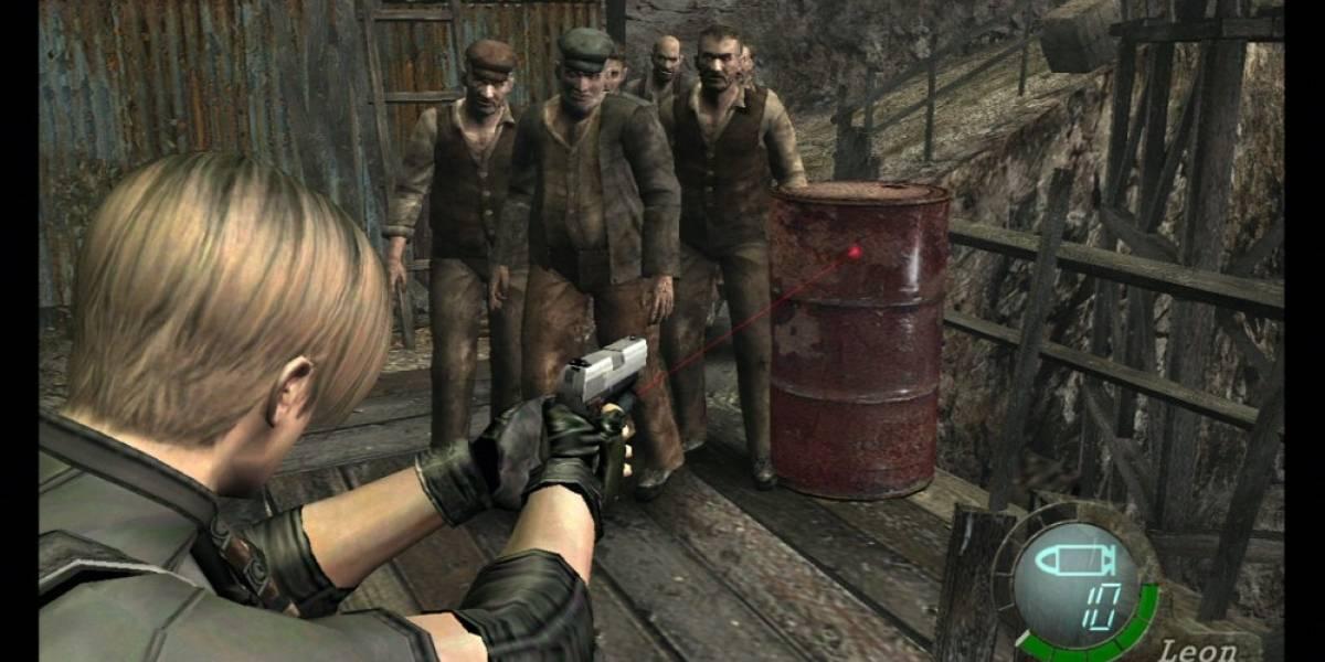 Las remasterizaciones de Resident Evil 4, 5 y 6 distribuyen 1.5 millones de copias
