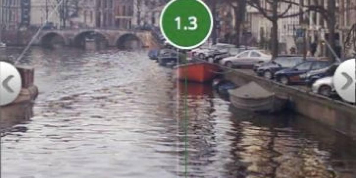 Video de Layar: El primer navegador de realidad aumentada