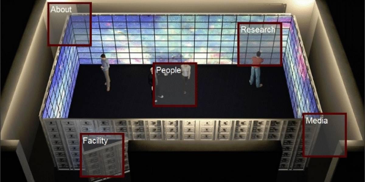 Reality Deck: La holocubierta de 1.5 gigapixels