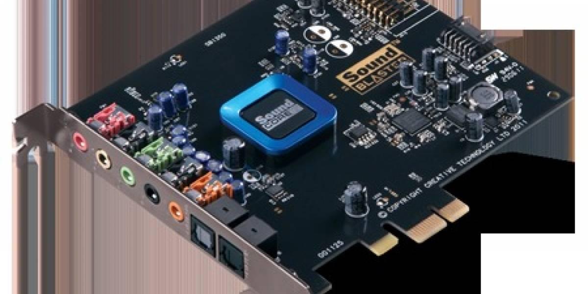 Creative Labs Sound Blaster Recon3D ya tienen precio