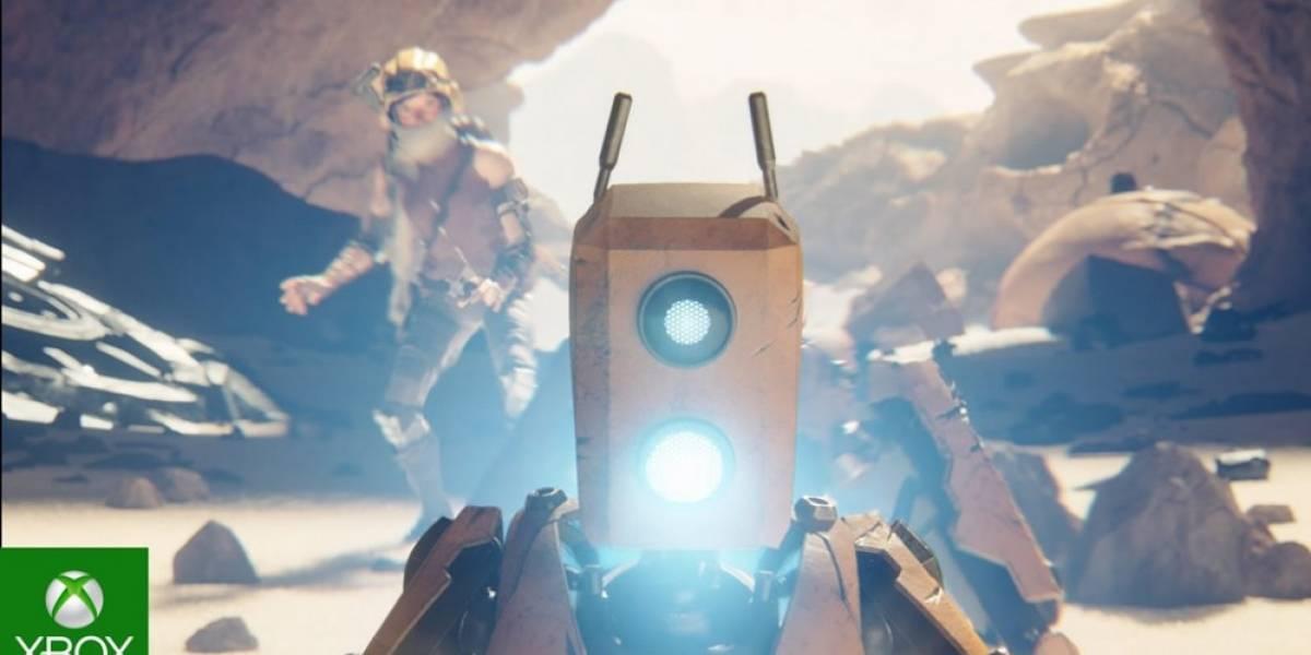 ReCore ofrece prueba gratuita en Xbox One y PC