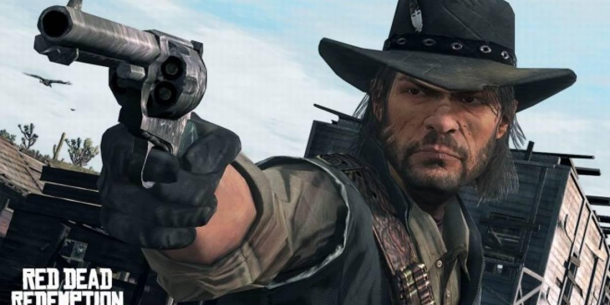Se viene un mod de Red Dead Redemption a GTA V