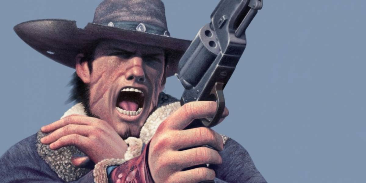 Red Dead Revolver llega a PlayStation 4