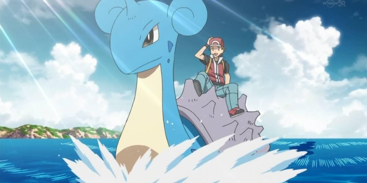 Pokémon Go: Alguien atrapó un Lapras y se murió de la emoción