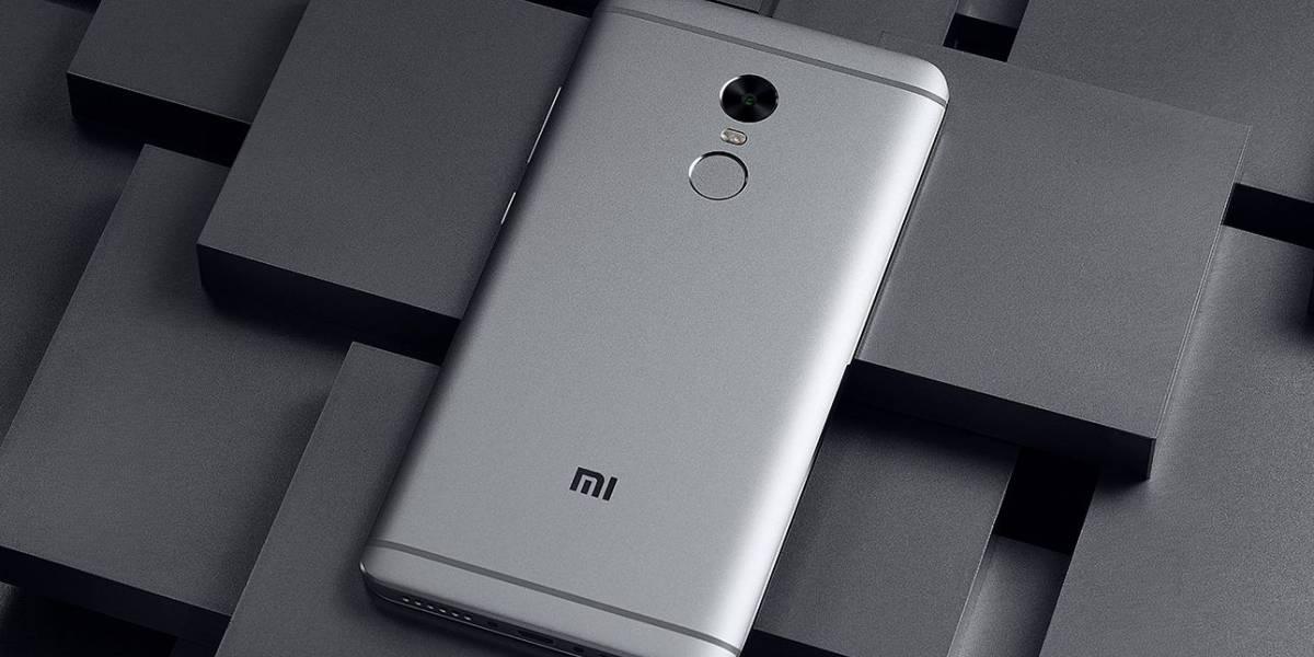 Se filtra la apariencia del Xiaomi Redmi Note 4X