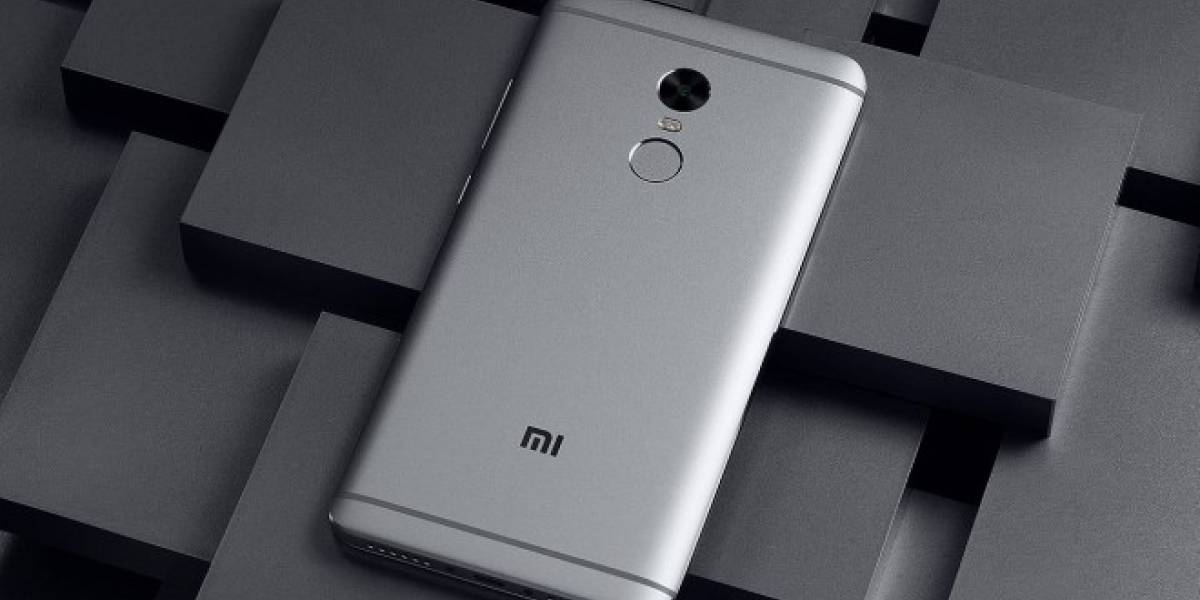 Xiaomi presenta su nuevo Redmi Note 4