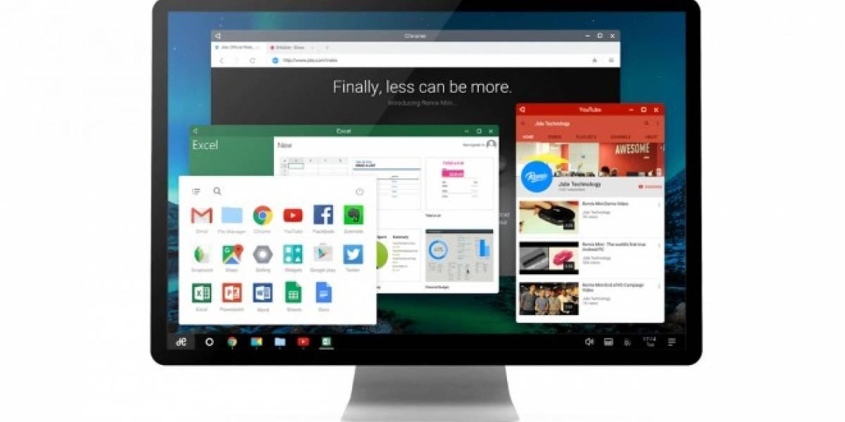 Remix OS 3.0 lleva Android 6.0 Marshmallow a tu computadora