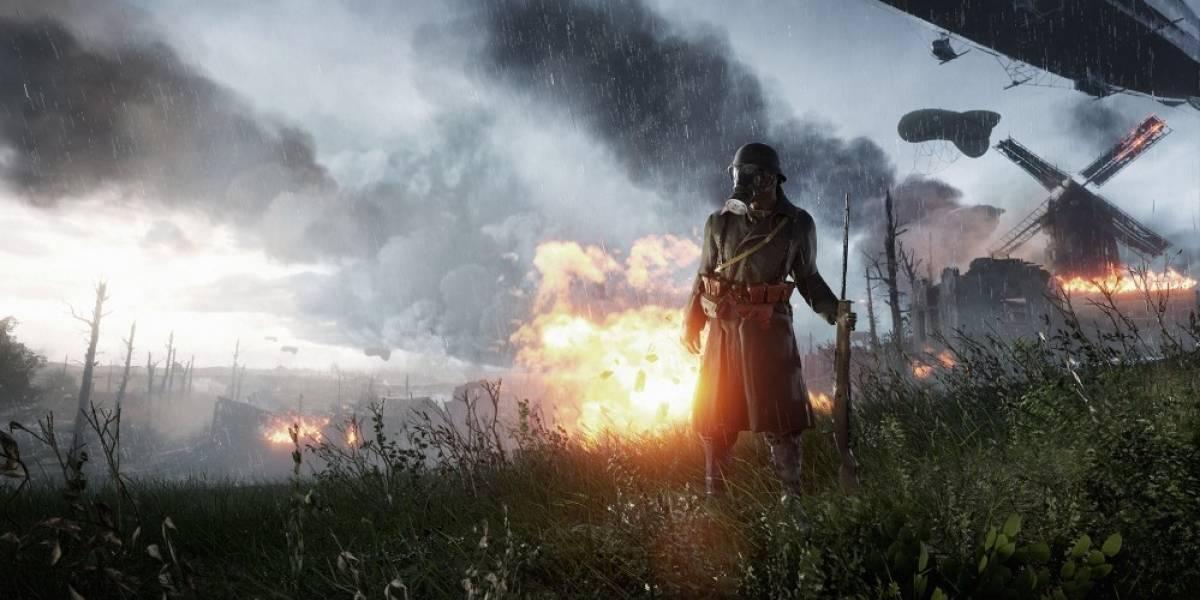 La expansión They Shall Not Pass de Battlefield 1 ya tiene fecha