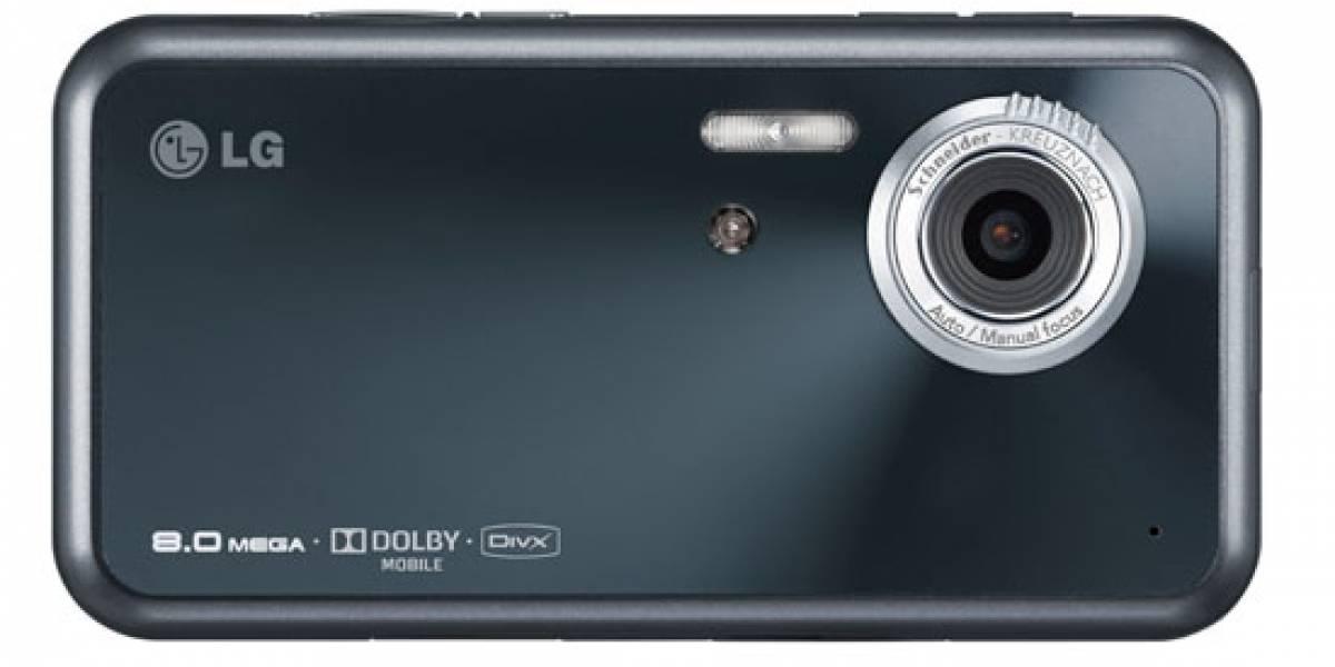Futurología: LG también trendrá móviles con cámaras de 12MP