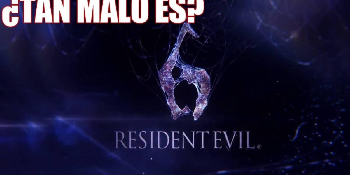 Recordamos Resident Evil 6, ¿era realmente tan malo? [NiubieTV]