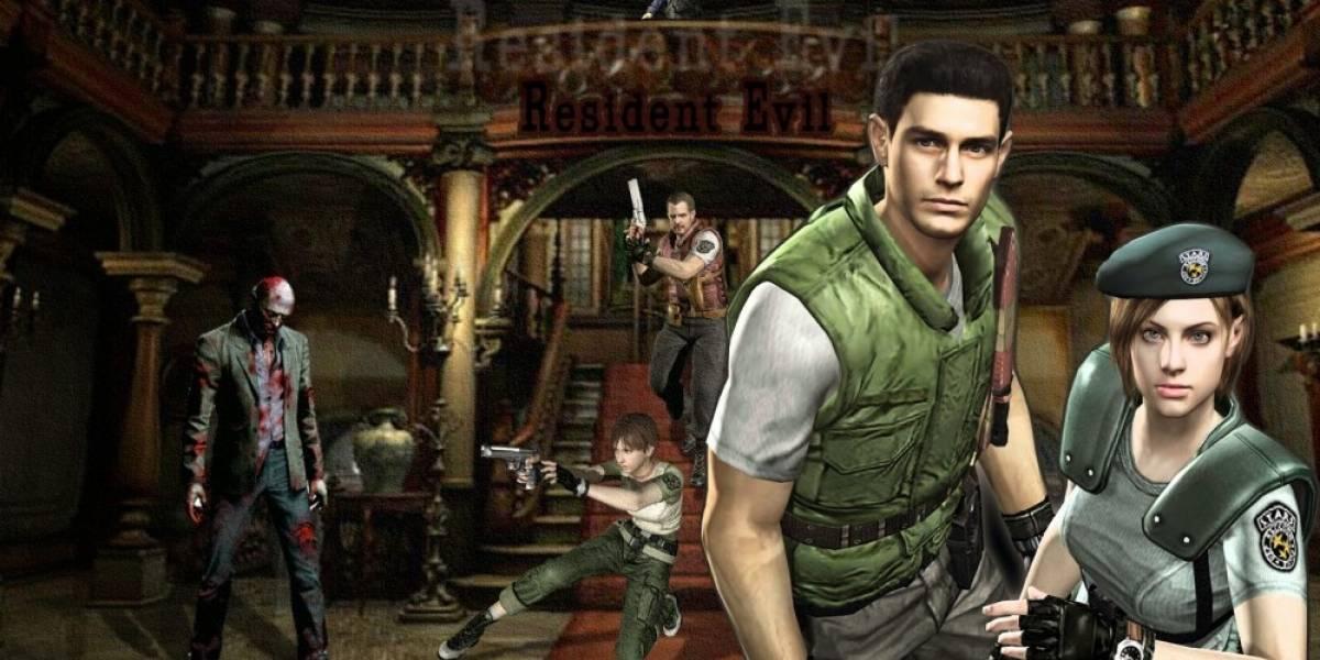 Este mod muestra al Resident Evil original en primera persona