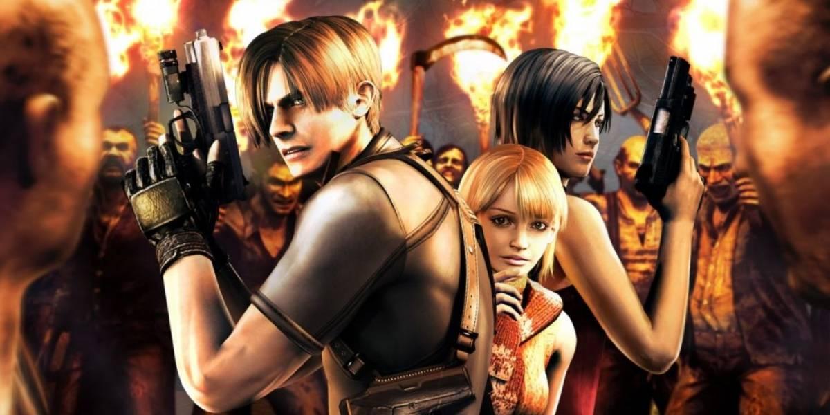 Vean ocho minutos de Resident Evil 4 en PS4 y Xbox One