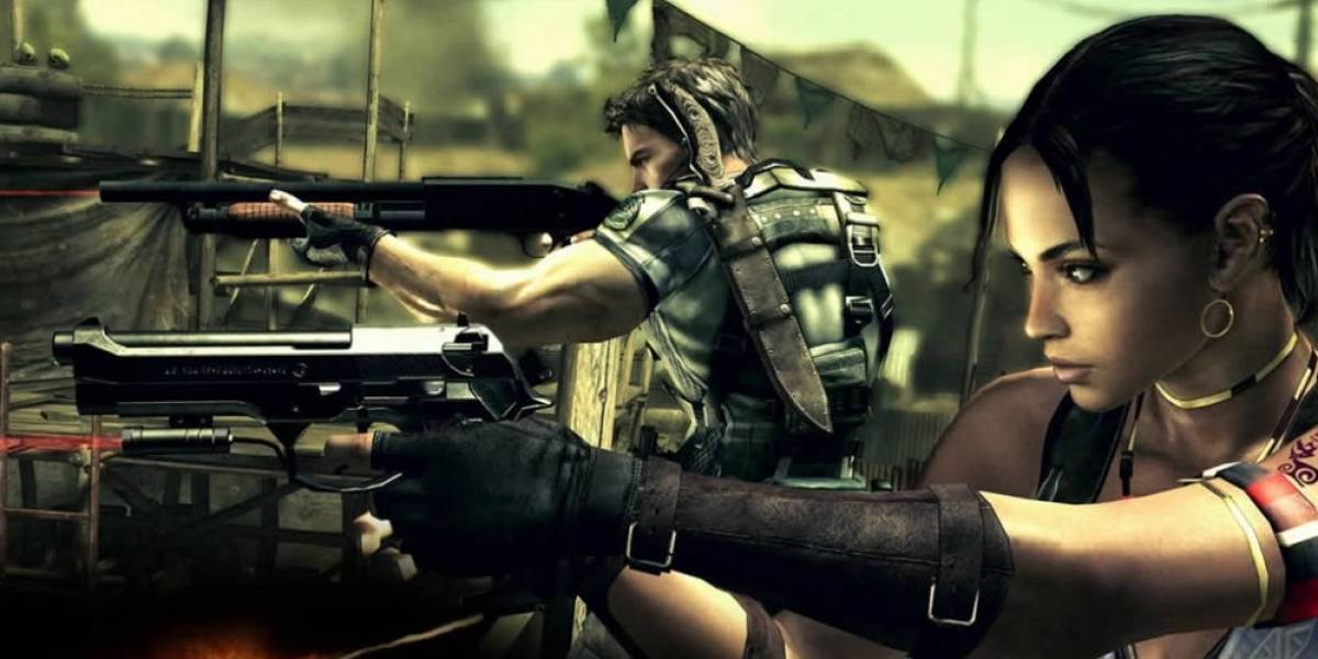 Resident Evil 5 ya está disponible para PlayStation 4 y Xbox One