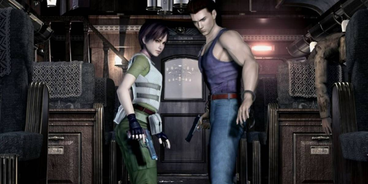 Resident Evil Zero Remastered [NB Labs]