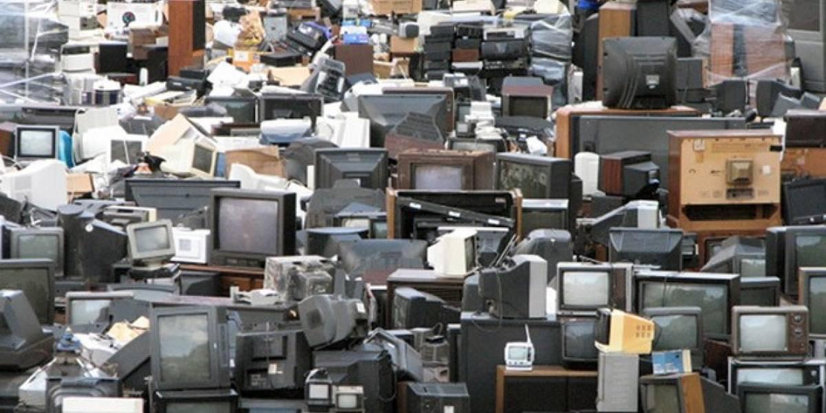 Capital mexicana arranca campaña de reciclaje para residuos electrónicos