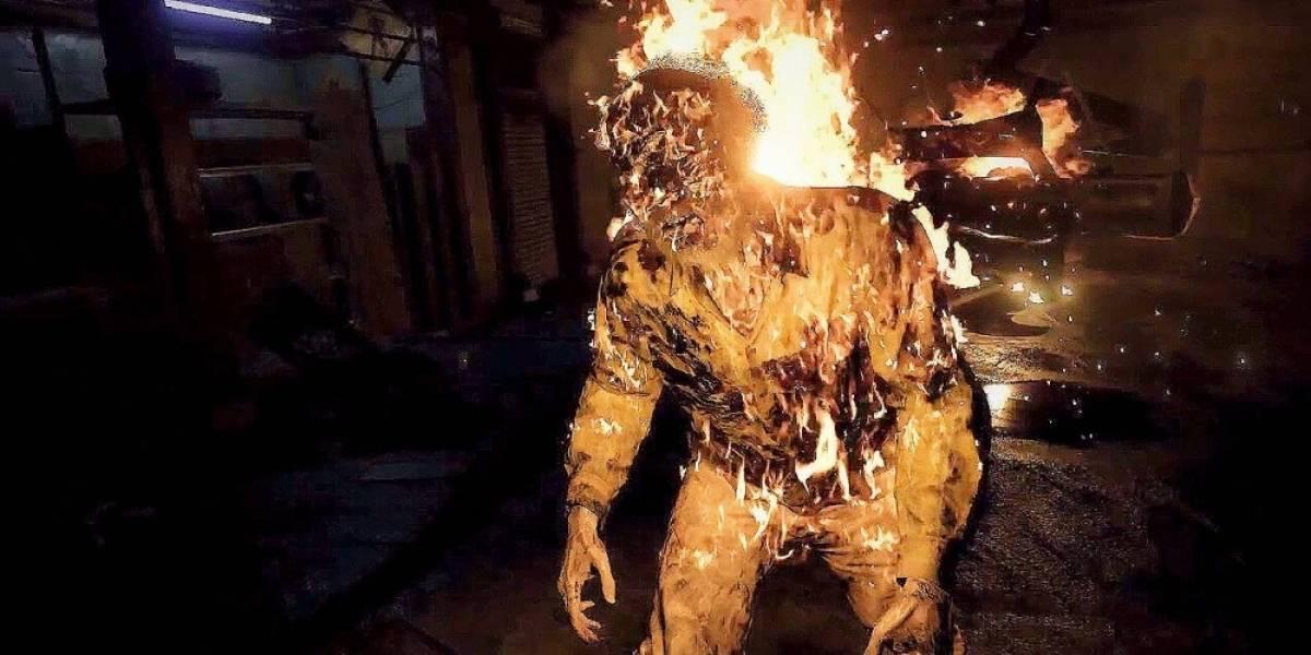 Capcom regalará un DLC para Resident Evil 7 a mitad de año