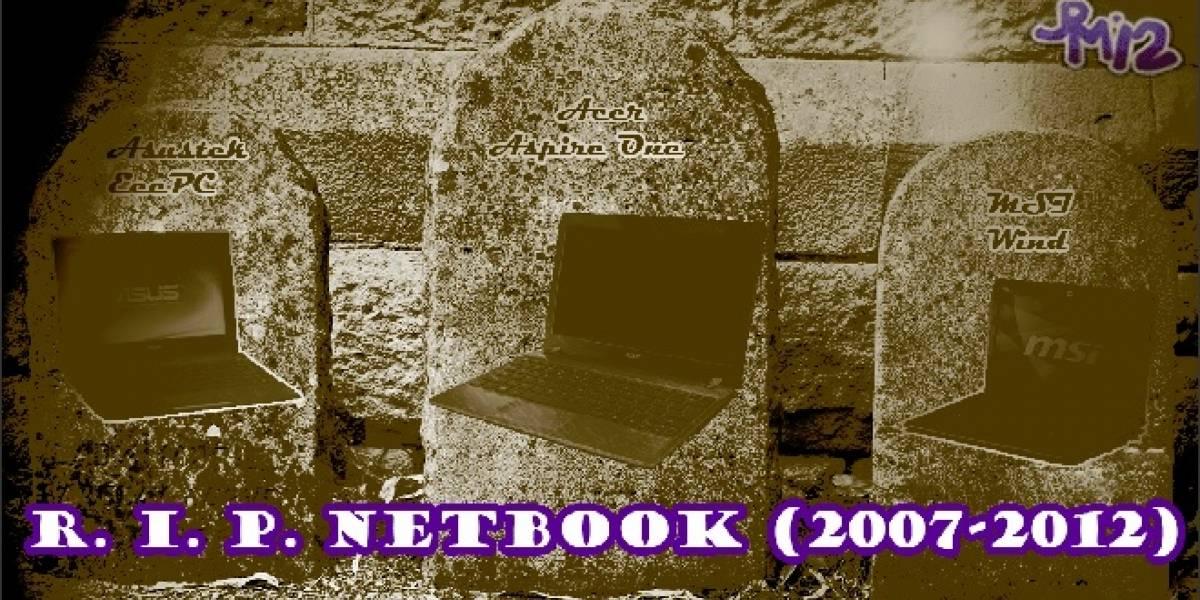 ¿Será el 2013 el último año de las netbooks?