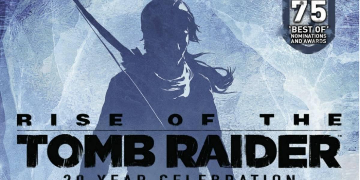 Rise of the Tomb Raider presenta nuevo tráiler en el Tokyo Game Show