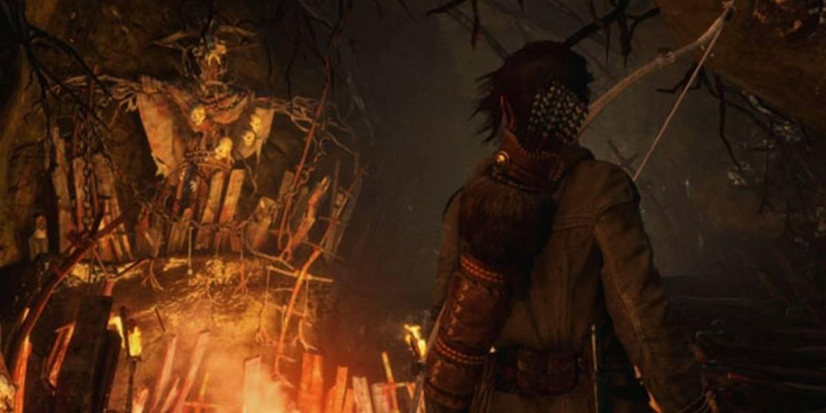 Presentan tráiler de Baba Yaga, el primer DLC para Rise of the Tomb Raider