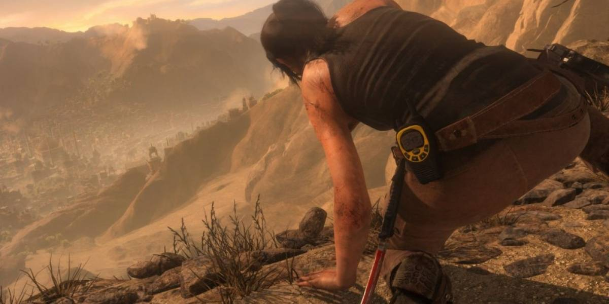 Rise of the Tomb Raider en PC vendió el triple que en Xbox One durante su debut