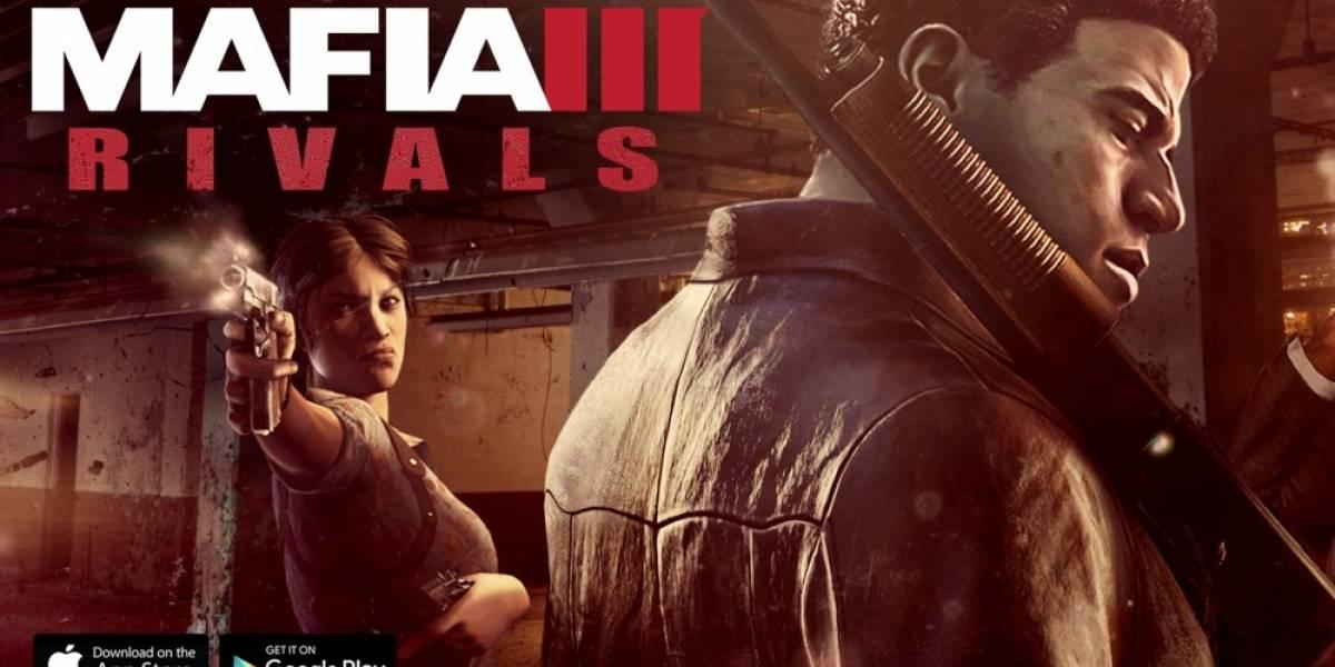 Ya está disponible el juego móvil Mafia III: Rivals