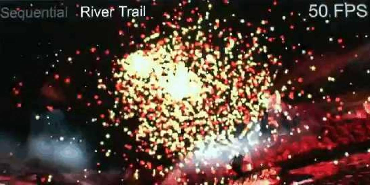 River Trail: El motor JavaScript paralelo de Intel
