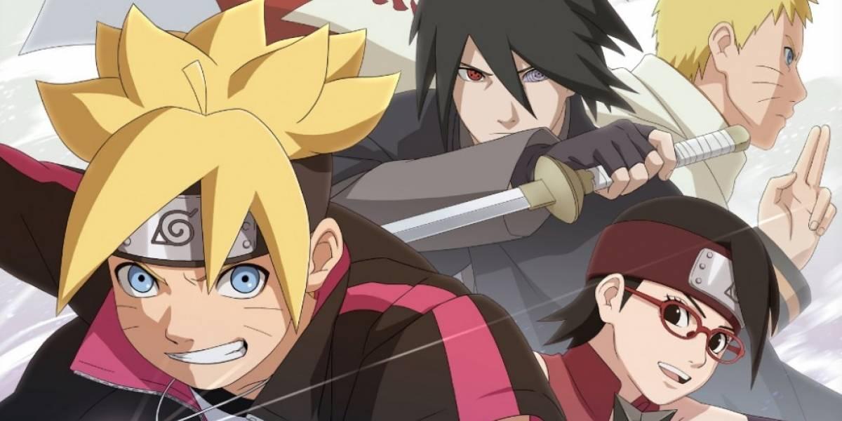 Mira este video con la jugabilidad de Road to Boruto, el nuevo DLC de Naruto Shippuden: UNS4
