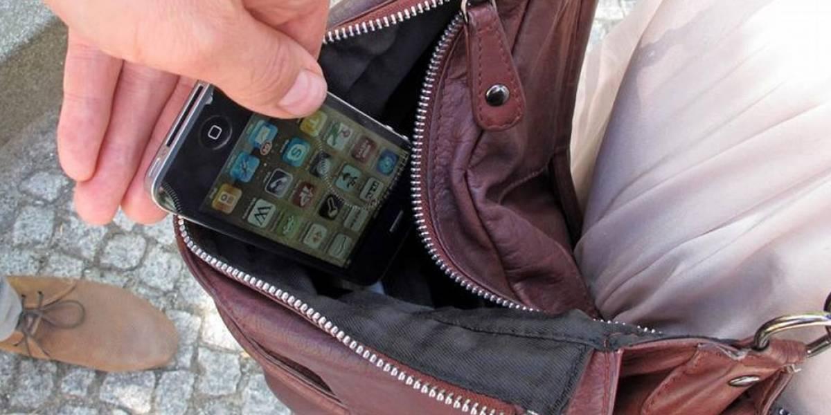 Sube 54% el robo de celulares en México