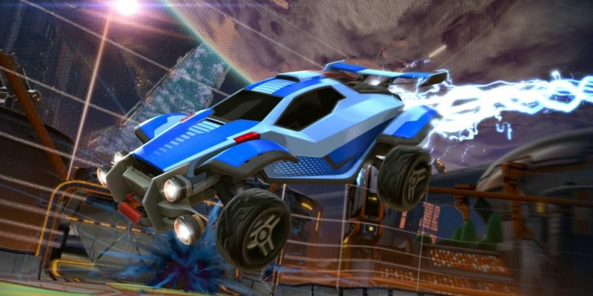 Rocket League pronto recibirá soporte para PS4 Pro