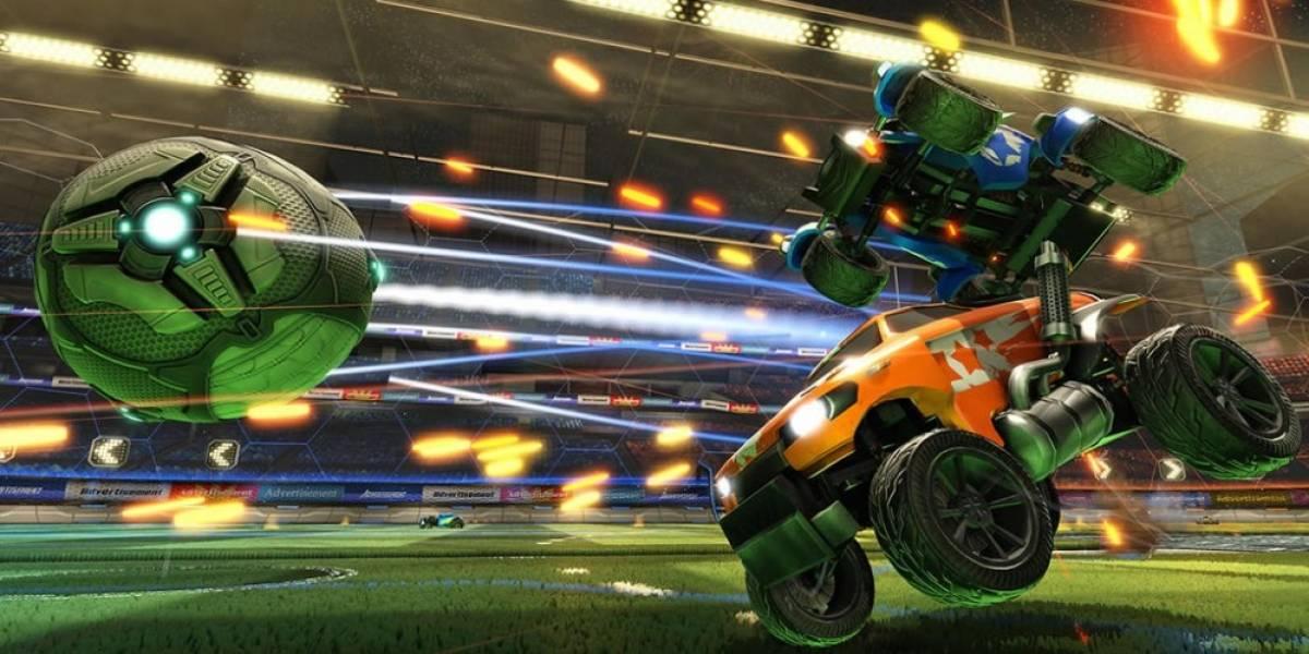 Este fin de semana pueden jugar Rocket League gratis en Xbox