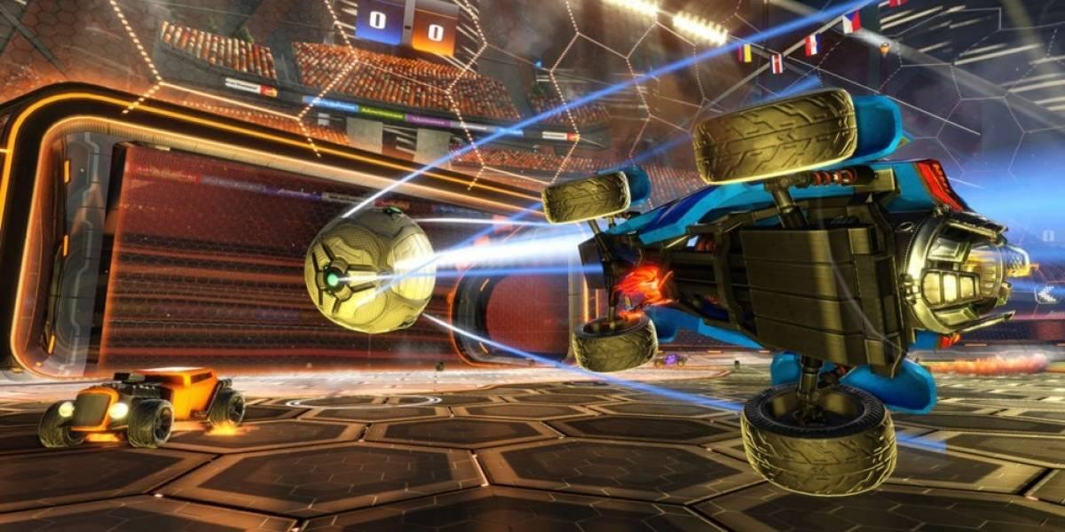 Juega gratis Rocket League y NBA 2K17 en Xbox One por el fin de semana