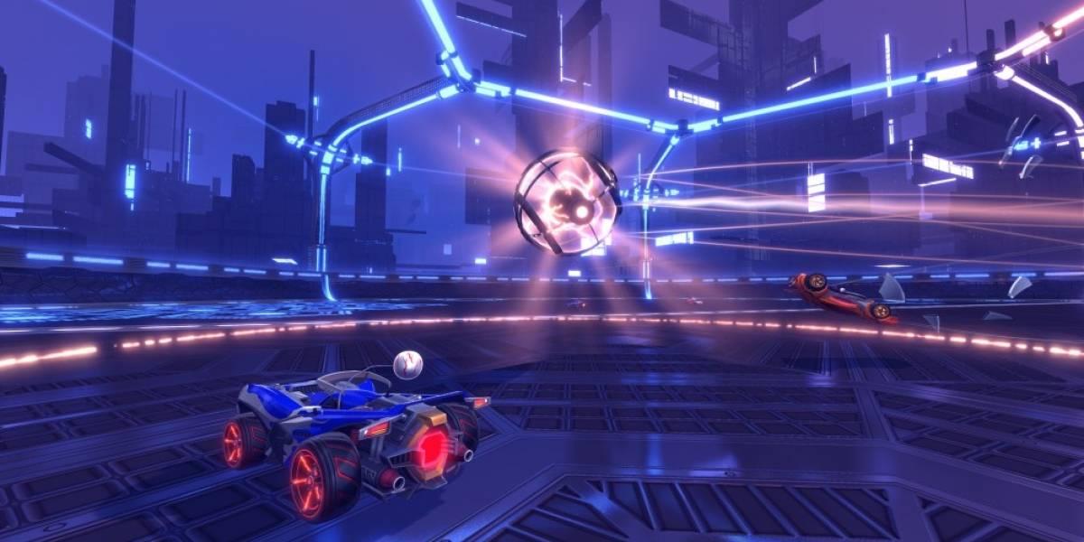 Rocket League recibirá un nuevo modo gratuito este mes