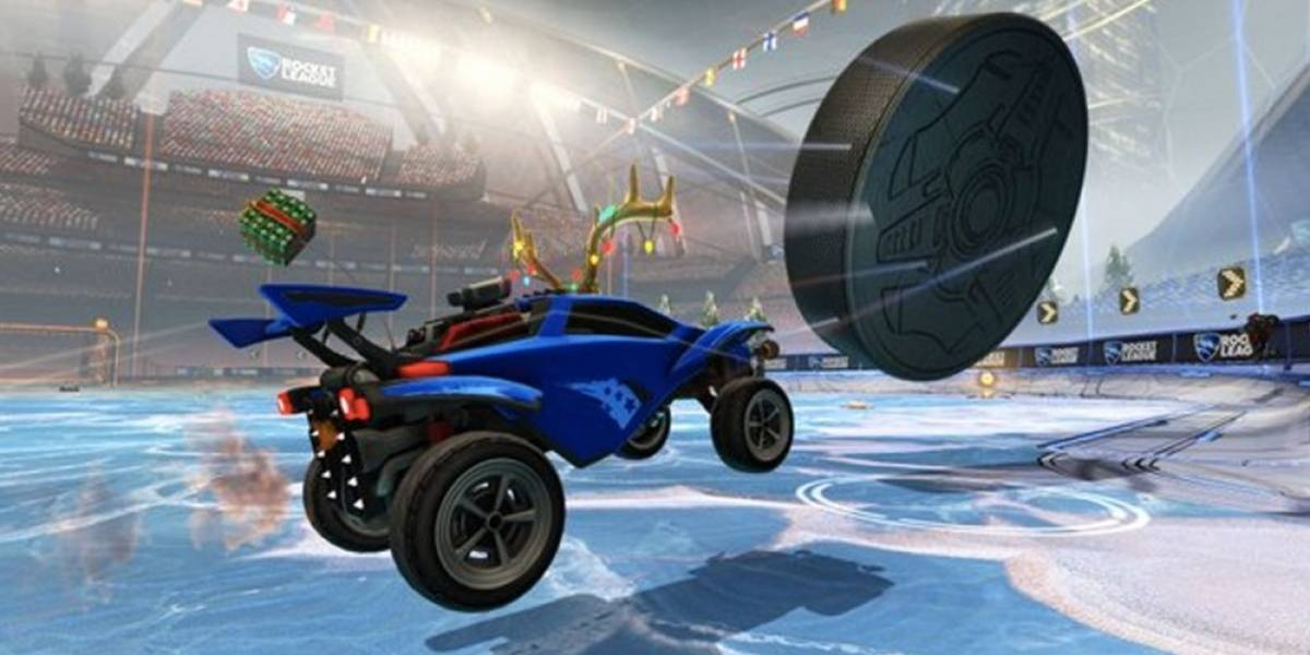 Este año Rocket League tendrá su versión física