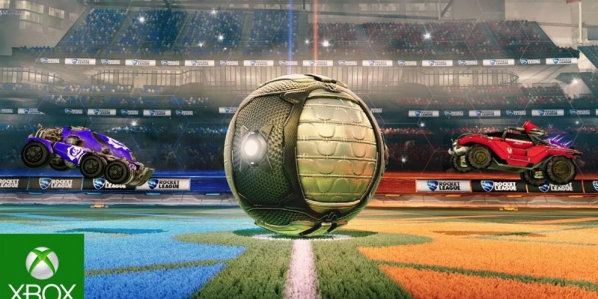 Rocket League llegará también a Xbox One