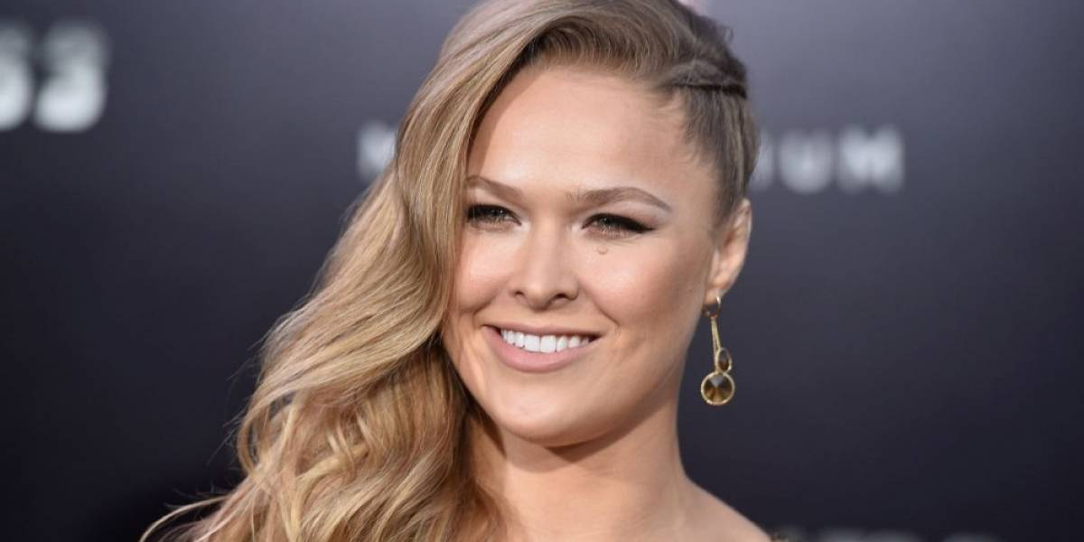 Ronda Rousey estará en la portada de EA Sports UFC 2